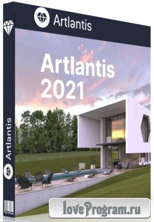 Artlantis 2021 9.5.2.25648 + Media