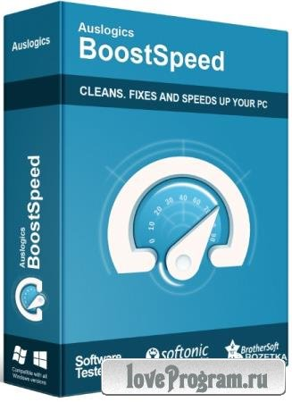 Auslogics BoostSpeed 12.0.0.4 RePack & Portable by TryRooM