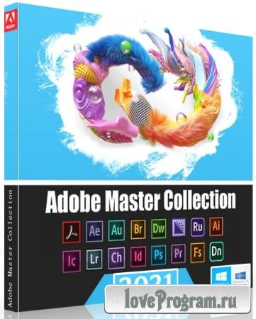 Adobe Master Collection 2021 3.0 by m0nkrus