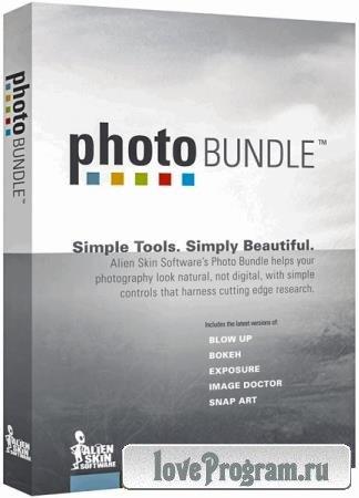 Exposure Software Photo Bundle Collection 02.2021