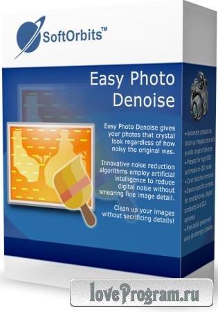 SoftOrbits Easy Photo Denoise 4.1