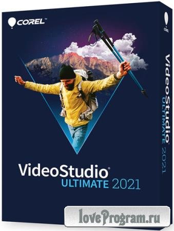 Corel VideoStudio Ultimate 2021 24.0.1.260