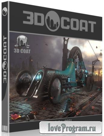 3D-Coat 4.9.69