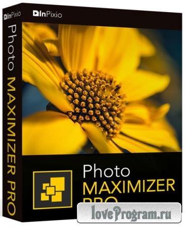 InPixio Photo Maximizer Pro 5.12.7697.28557 + Rus + Portable