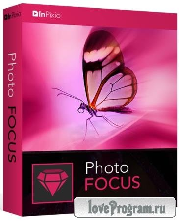 InPixio Photo Focus Pro 4.12.7697.28358 + Rus + Portable