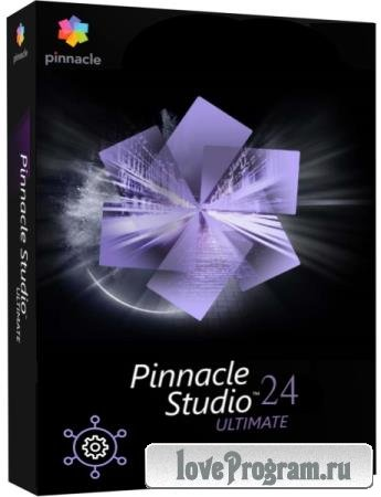 Pinnacle Studio Ultimate 24.1.0.260 + Content
