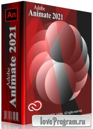 Adobe Animate 2021 21.0.4.39603