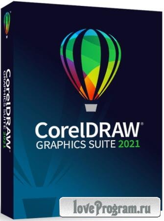 CorelDRAW Graphics Suite 2021 23.0.0.363 RePack by KpoJIuK