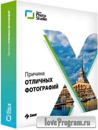 Zoner Photo Studio X 19.2103.2.314 + Rus