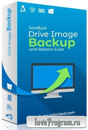 TeraByte Drive Image Backup & Restore Suite 3.43 + WinPE