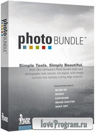 Exposure Software Photo Bundle Collection 03.2021