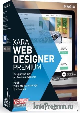 Xara Web Designer Premium 18.0.0.61670