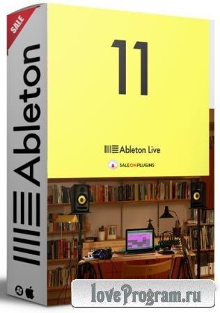 Ableton Live Suite 11.0.2