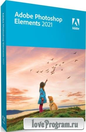Adobe Photoshop Elements 2021.2 19.2.0.406 RePack by PooShock