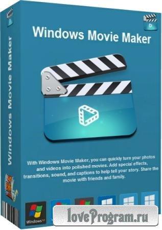 Windows Movie Maker 2021 8.0.8.8