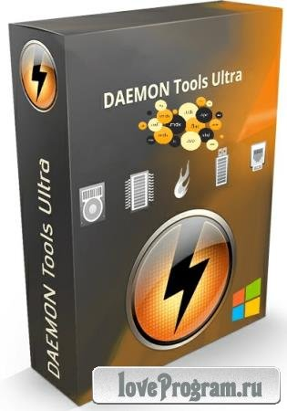DAEMON Tools Ultra 6.0.0.1623
