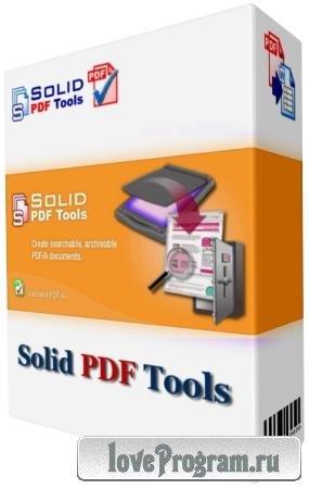 Solid PDF Tools 10.1.11528.4540