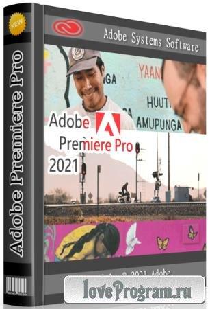 Adobe Premiere Pro 2021 15.1.0.48