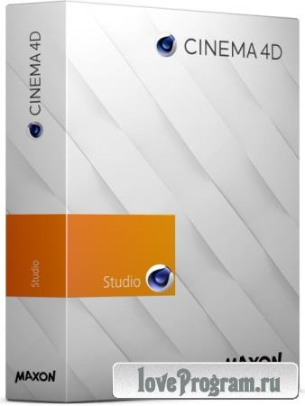 Maxon CINEMA 4D Studio S24.035