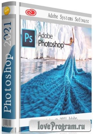 Adobe Photoshop 2021 22.3.1.122 RePack by PooShock