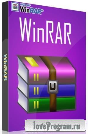 WinRAR 6.01 Final RePack & Portable by KpoJIuK
