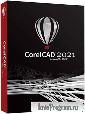 CorelCAD 2021.0 Build 21.0.1.1248