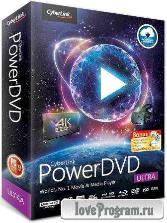 CyberLink PowerDVD Ultra 21.0.1519.62