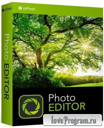 InPixio Photo Editor 10.5.7647.30764
