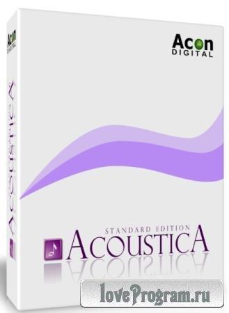 Acoustica Premium Edition 7.3.1 + Rus