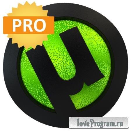 µTorrent Pro 3.5.5 Build 45988