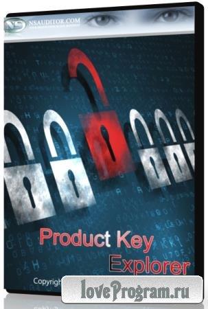 Nsasoft Product Key Explorer 4.2.8.0
