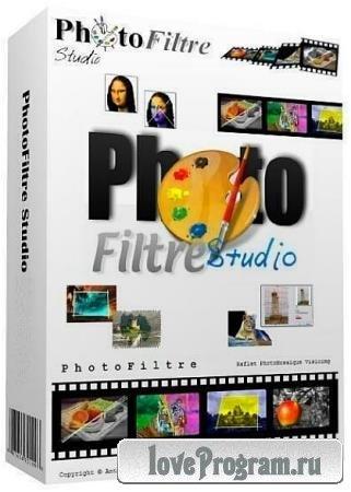 PhotoFiltre Studio 11.1.0 + Rus