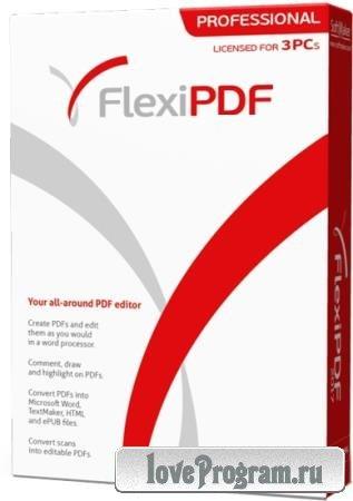 SoftMaker FlexiPDF 2019 Professional 2.1.0