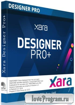 Xara Designer Pro+ 21.1.1.62011