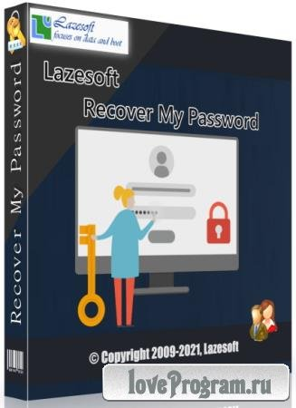 Lazesoft Recover My Password 4.5.1.1 Professional / Server Edition
