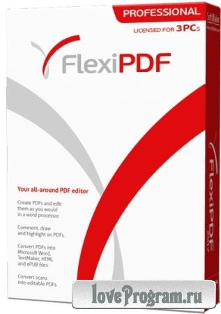 SoftMaker FlexiPDF 2019 Pro 2.1.0 Portable by conservator