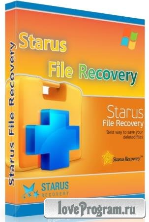 Starus File Recovery 5.9 Unlimited / Commercial / Office / Home