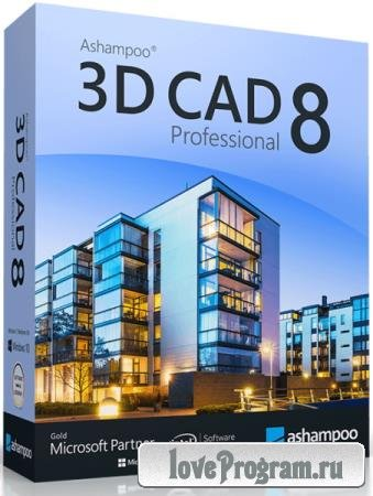 Ashampoo 3D CAD Professional 8.0.0 Portable by conservator
