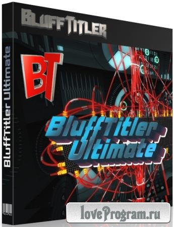 BluffTitler Ultimate 15.3.0.1 + BixPacks Collection