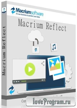 Macrium Reflect 7.3.5854 Workstation / Server / Server Plus