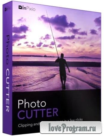 inPixio Photo Cutter 10.5.7633.20671 RUS/ENG RePack & Portable by TryRooM