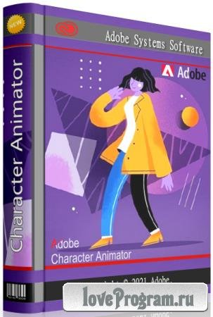 Adobe Character Animator 2021 4.2.0.34 RePack by KpoJIuK