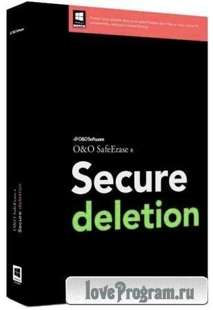 O&O SafeErase Professional / Workstation / Server 16.3 Build 68