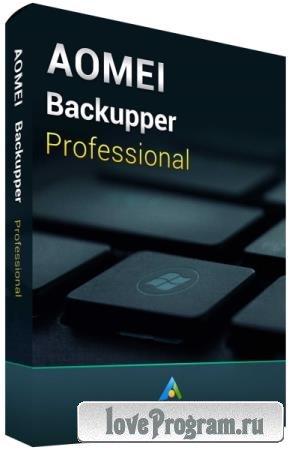 AOMEI Backupper Professional / Technician / Technician Plus / Server 6.5.1