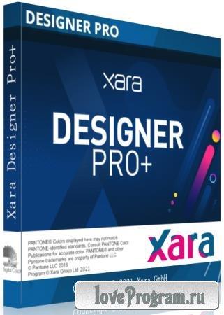 Xara Designer Pro+ 21.2.0.62177