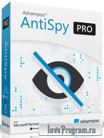 Ashampoo AntiSpy Pro 1.0.3 Final