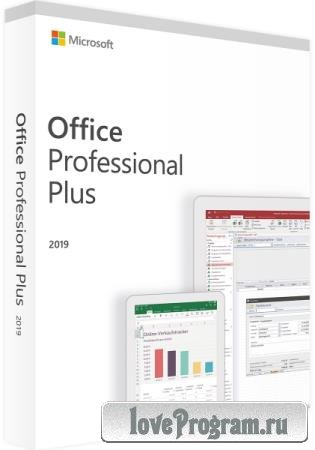 Microsoft Office 2016-2019 Professional Plus / Standard + Visio + Project 16.0.14026.20246 (2021.05) RePack by KpoJIuK