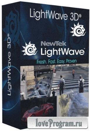NewTek LightWave 3D 2020.0.3
