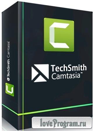 TechSmith Camtasia 2021.0.3 Build 31275