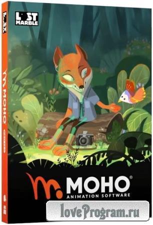 Moho Pro 13.5 Build 20210520